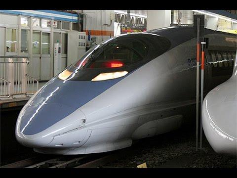 500 Shinkansen JR West ᴴᴰ ● 新幹線500 JR西日本
