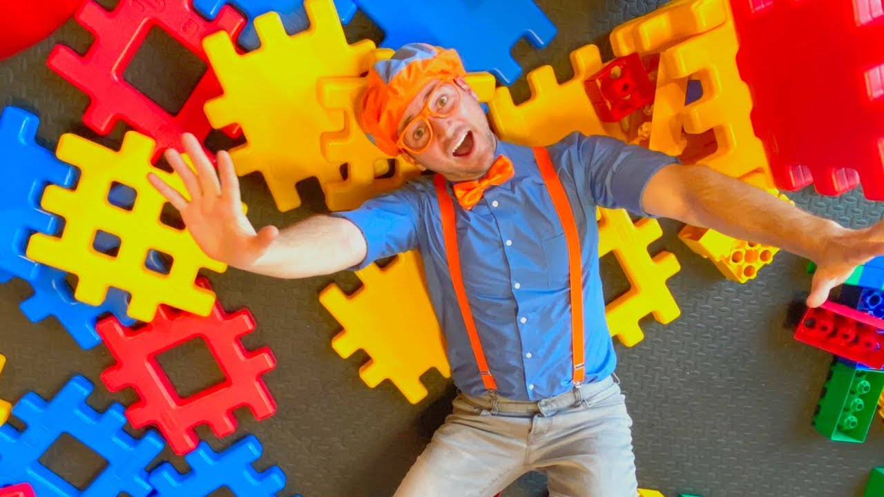Learn with Blippi at a Children's Museum | Educational Videos for Kids