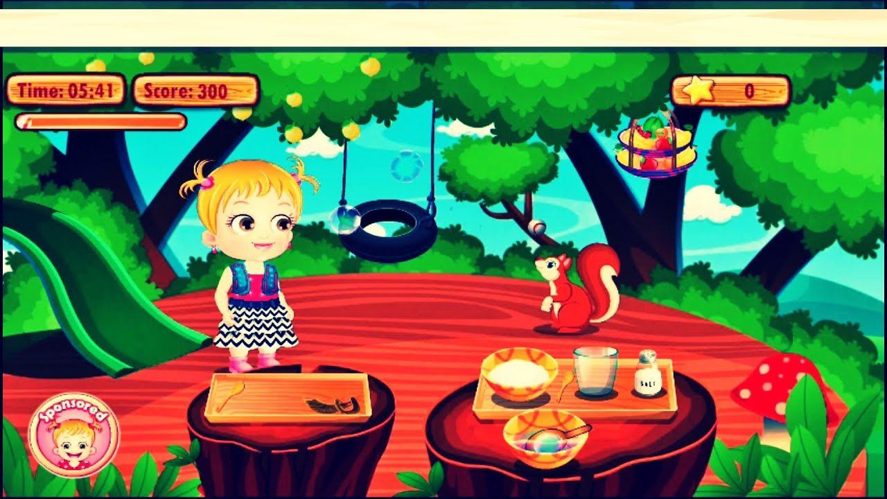 treehouse games dora