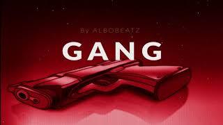 """GANG"" Hard Trap Beat Instrumental | Dark Rap Hip Hop Beats Instrumentals | Albobeatz"