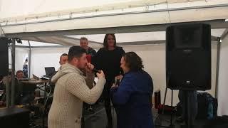 Giobbi, Vittorio il Fenomeno e Mirko, stornelli marchigiani e abruzzesi con organetto.