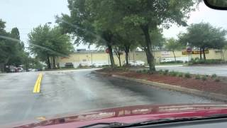 Closed Walmart, Brandon Florida