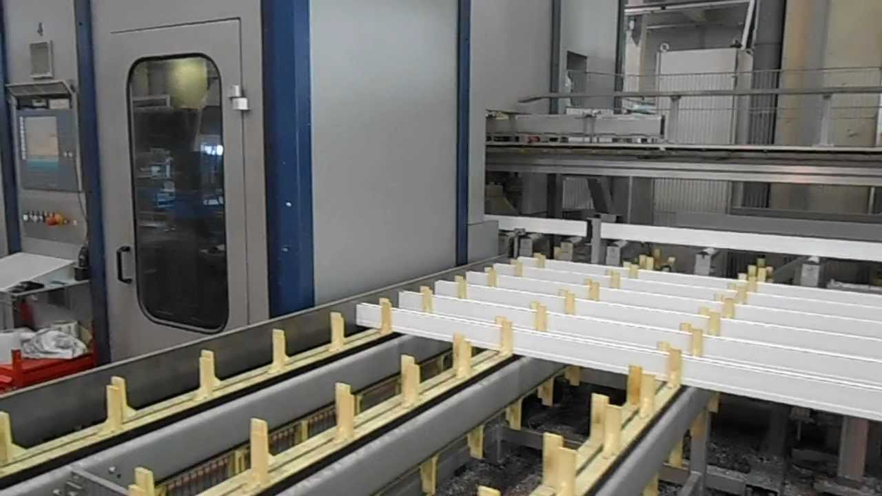 Ventanas aluminio medida espa a youtube for Fabrica de puertas de aluminio