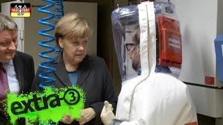 Neulich im Bundestag: Angies Tagebuch der Whistleblower