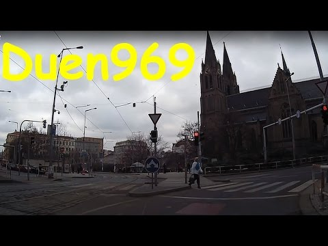 Czech Republic (85.) (Prague) - Vinohrady - Nové město - Anděl - Zličín