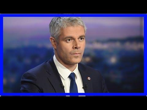 France 3 reprend la diffusion de sujets sur Laurent Wauquiez