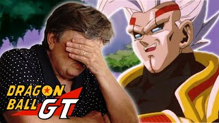 "LA CATASTROPHE ""DRAGON BALL GT"""