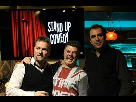 Aktor - Made in Albania, Stand-Up Comedy