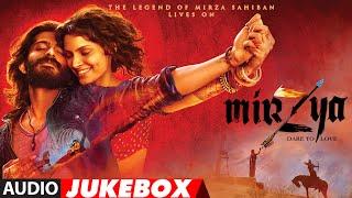 MIRZYA Full Movie Songs (Audio) Jukebox | Harshvardhan Kapoor, Saiyami Kher, Shankar Ehsaan Loy