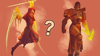 Destiny 2: Why Are Dawnblade & Sunbreaker Under Used?