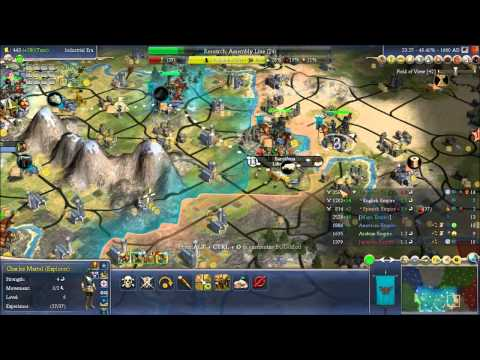 IUPlays Civilization IV Pacal II (E006) Bloody Vassals