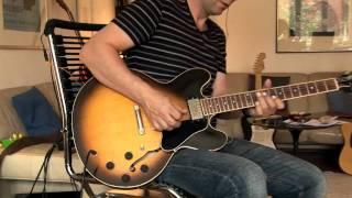 1991 Gibson ES-335 Dot Reissue Part1