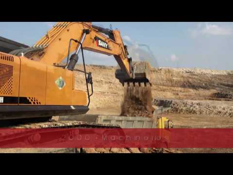 Sany Heavy Industry India Pvt Ltd - Corporate Video - English