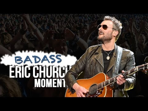 6 Unforgettable Eric Church Moments