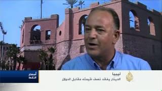 الدينار الليبي يفقد نصف قيمته مقابل الدولار