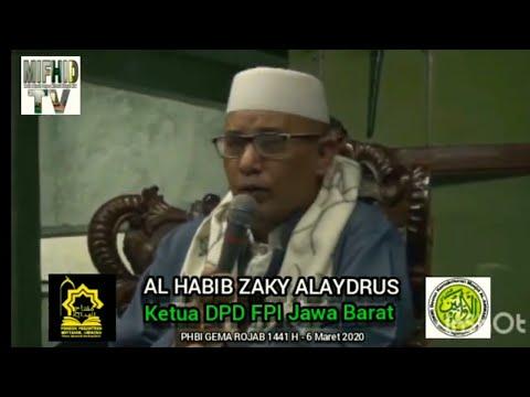Ceramah terbaru Habib Zaky Alaydrus (Ketua FPI Jawa Barat ...