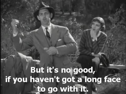 It Happened One Night 1934 Clark Gable Claudette Colbert