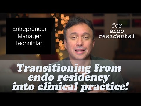 Transitioning from Endo Residency into Clinical practice: MassTer Study Club Talk