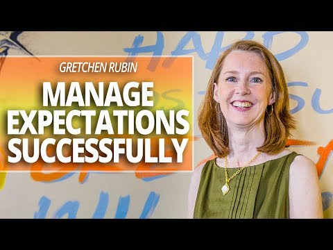 The 4 Ways to Manage Expectations Successfully with Gretchen Rubin and Lewis Howes