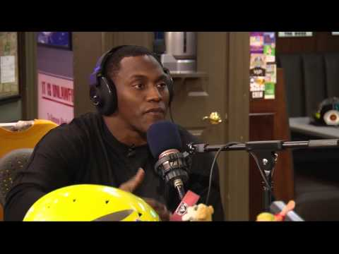 Takeo Spikes on the Dan Patrick Show (Part 2) 12/11/14