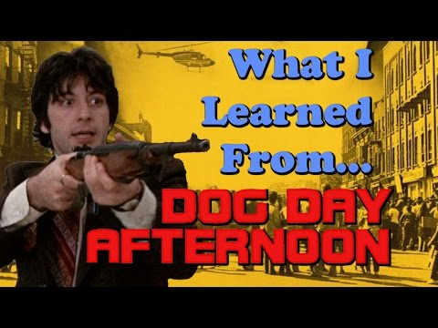 What I Learned From Watching: Dog Day Afternoon (1975) [Interactive]