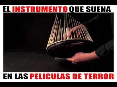 El Instrumento que suena en las Películas de Terror - YouTube