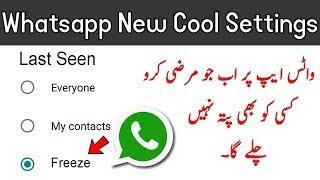 Whatsapp New Secret Tricks For All Lovers 2018 | By King Of Urdu