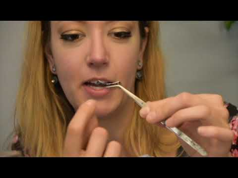Sandy's Dental Makeup Tutorial 2017