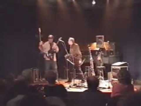 enver izmaylov guitara  and Peter Bastian bassoon Live in jazz haus copenhagen denmark