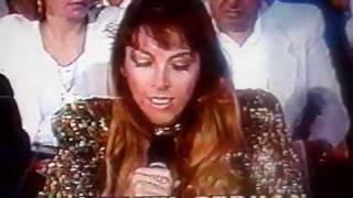 GIBRANN A LA CABEZA EN EL FESTIVAL DE LA OTI 1987 VOTACION PARA LA GRAN FINAL