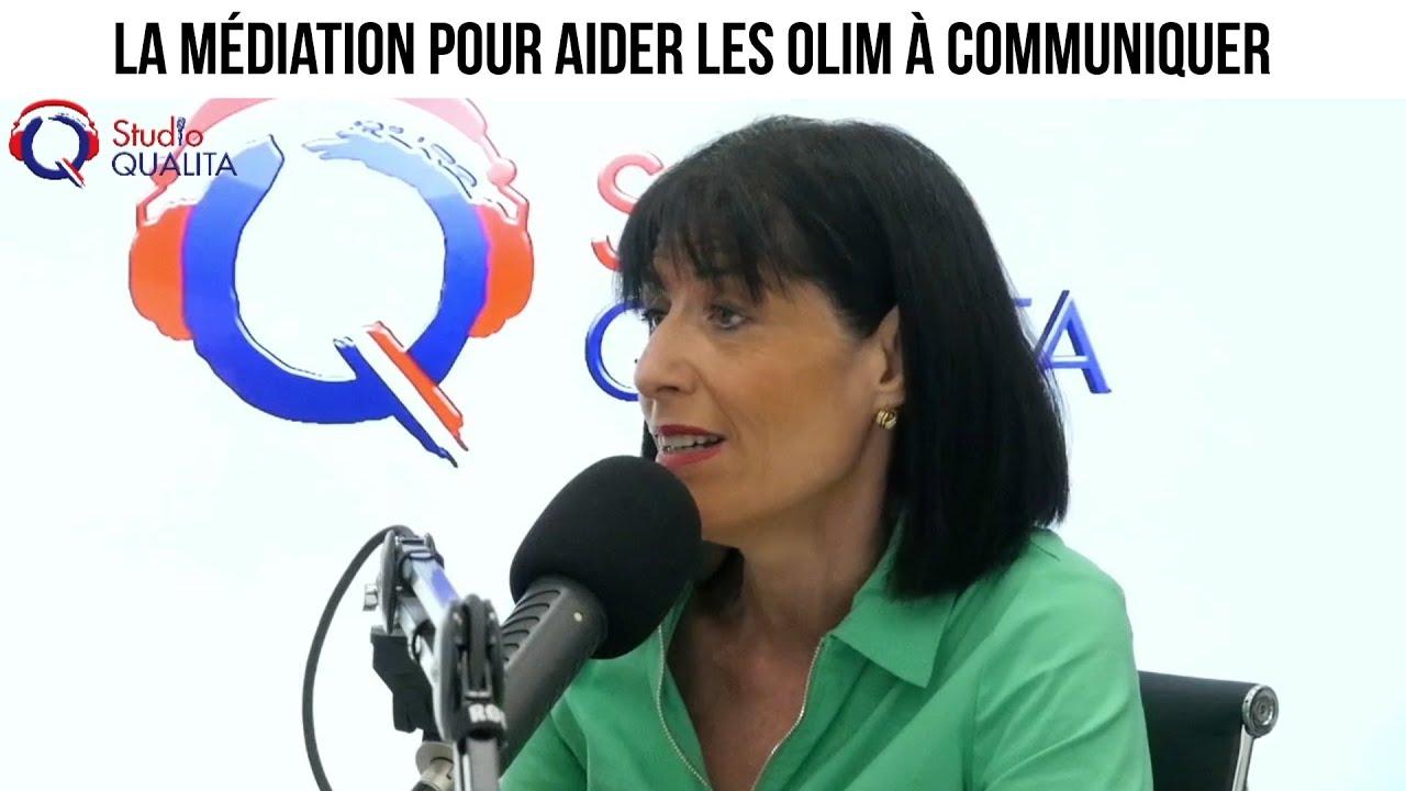 La médiation pour aider les olim à communiquer - ccm#435