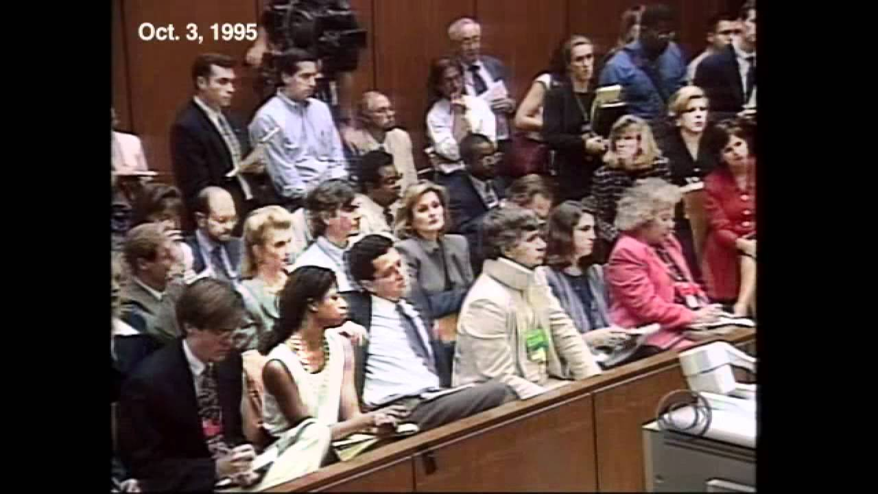 the influence of the jury in o j simpsons trial Close observers say the oj simpson trial was a watershed in americans' perception of the law some say they could teach a semester's course on american culture, race and the legal system using .