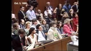 Memorable TV Moments: OJ Simpson verdict