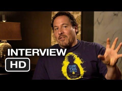 Iron Man 3 Interview - Jon Favreau (2013) - Robert Downey Jr. Movie HD