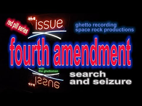 Fourth Amendment Search And Seizure