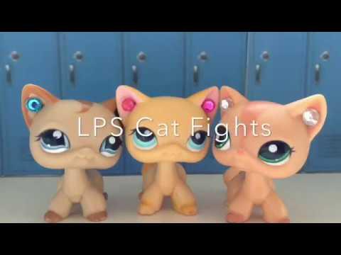 LPS Cat Fights episode 1# (School)