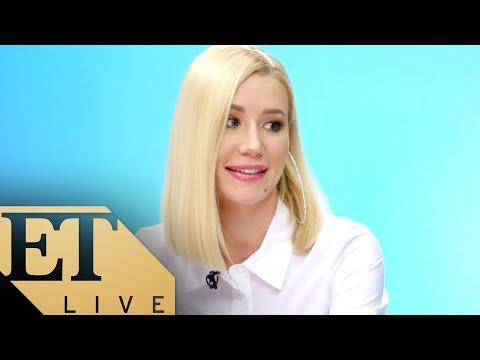 ET Live With Iggy Azalea