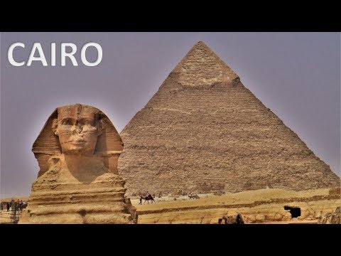 CAIRO – Egypt 🇪🇬 [HD]