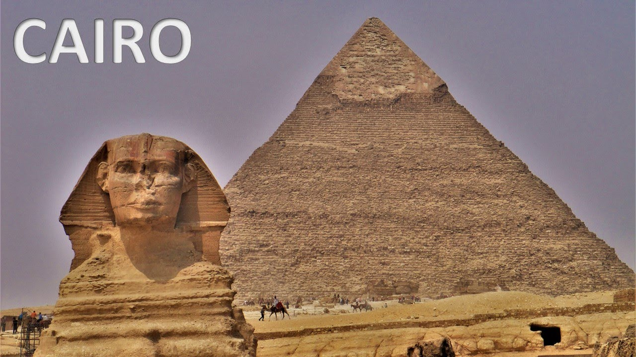 CAIRO - Egypt [HD]
