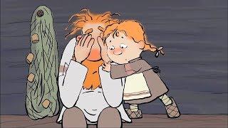 Гора самоцветов - Умная дочка - сказки для маленьких детей -русская народная сказка