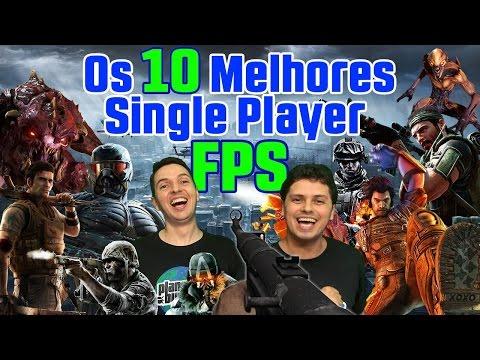 🌎 Os 10 Melhores FPS Single Player - Modo Campanha