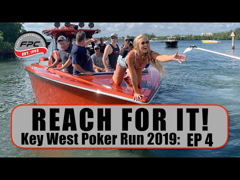 Key West Poker Run 2019 - Episode 4