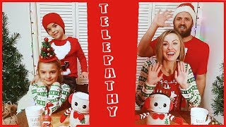 TWIN TELEPATHY Challenge | Christmas Edition!