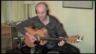 "Adam Rafferty - ""My Cherie Amour"" by Stevie Wonder - Solo Fingerstyle Guitar"