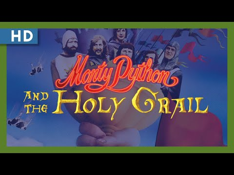 Monty Python and the Holy Grail trailers