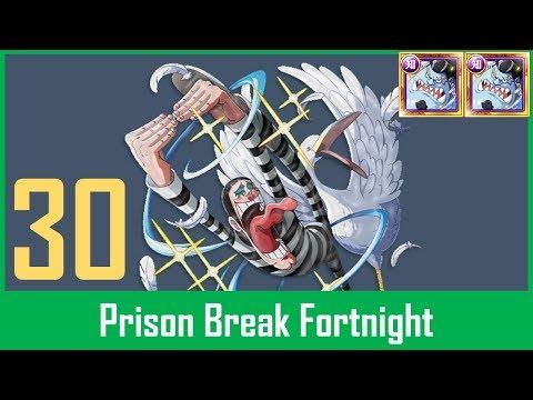 One Piece Treasure Cruise _ Prison Baroque Works Fortnight