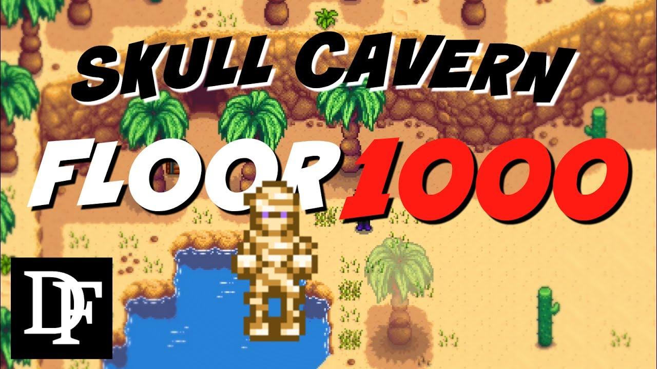 Stardew Valley Skull Cavern Floor 1000 Live Youtube
