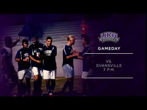 Men's Soccer: Evansville Gameday