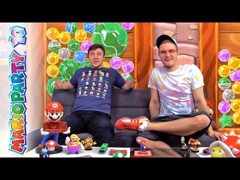 THE FOLD - Mario Party 10 | Jewel Drop