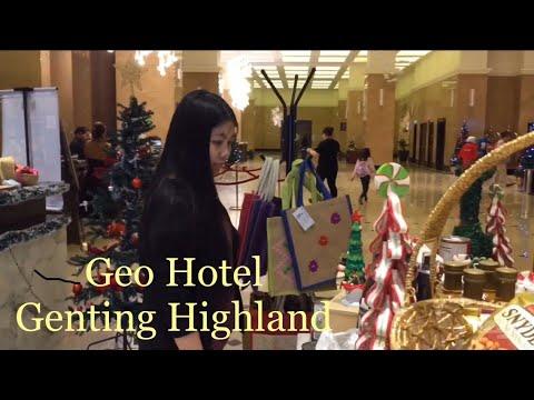 Christmas At Geo Hotel Genting Highland